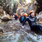 Canyoning in the Bierzo